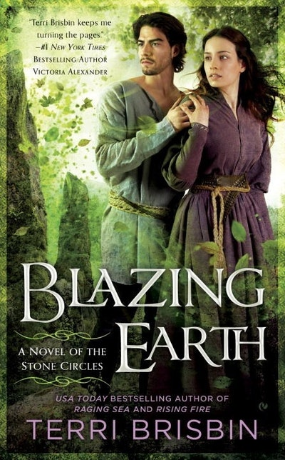 Blazing Earth: Stone Circles Book 3