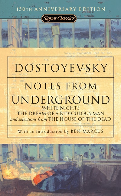 Notes from Underground: 150th Anniversary Edition