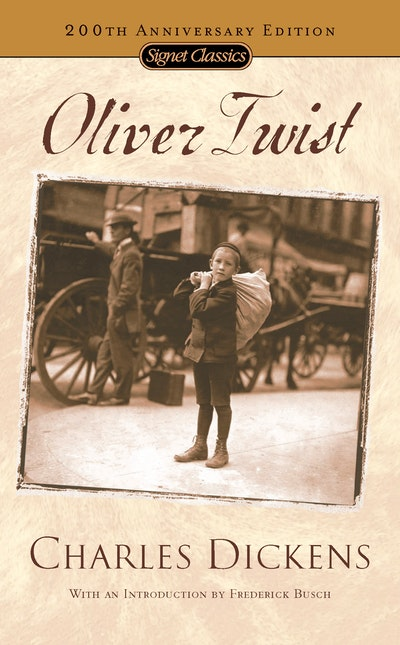 Oliver Twist: 200th Anniversary Edition