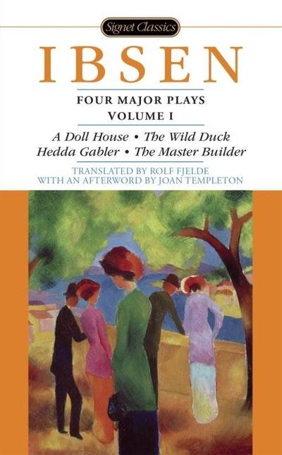Four Major Plays: Volume I