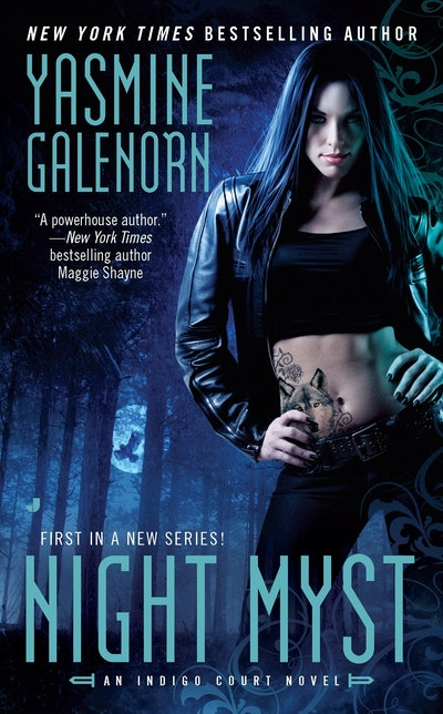 Night Myst: Indigo Court Book 1