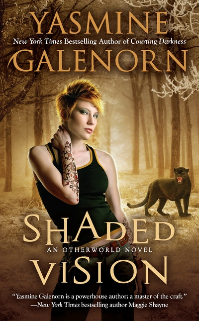 Shaded Vision: An Otherworld Novel Book 11
