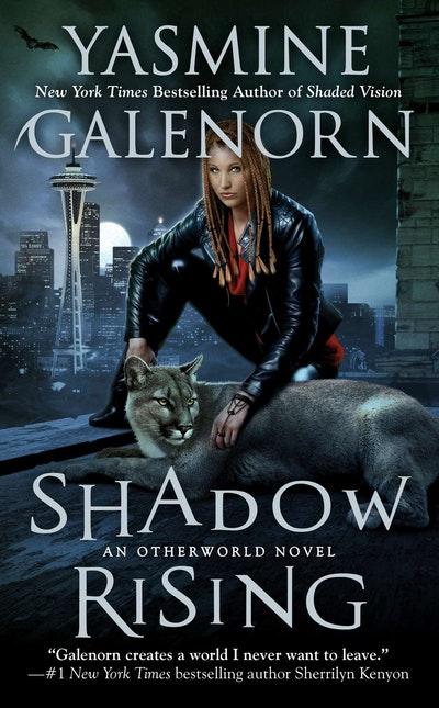 Shadow Rising: An Otherworld Novel Book 12