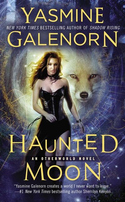 Haunted Moon: An Otherworld Novel Book 13