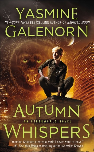 Autumn Whispers: An Otherworld Novel Book 14