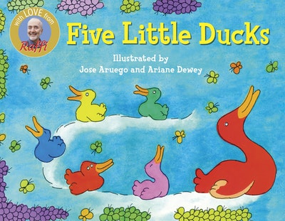 Five Little Ducks Board Book