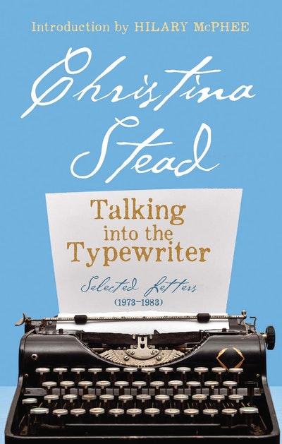 Talking into the Typewriter