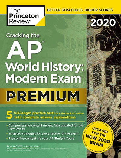 Cracking the AP World History