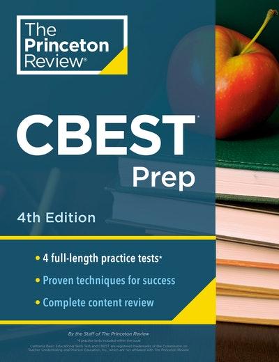 Princeton Review CBEST Prep, 4th Edition