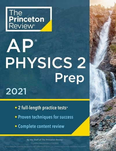 Princeton Review AP Physics 2 Prep, 2021