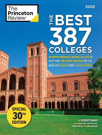 The Best 387 Colleges, 2022