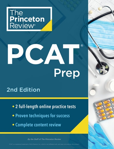 Princeton Review PCAT Prep, 2nd Edition
