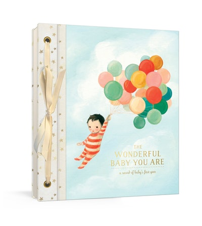 The Wonderful Baby You Are: A Record of Baby's First Year A Record of Baby's First Year