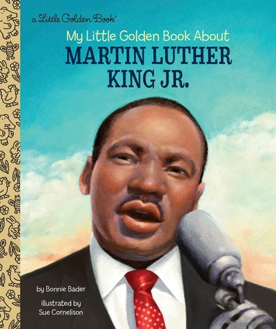 LGB My Little Golden Book About Martin Luther King Jr.