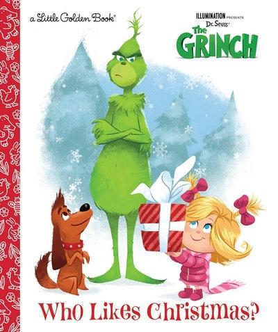 LGB Who Likes Christmas? (Illumination's The Grinch)