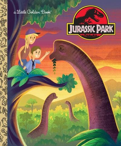 LGB Jurassic Park Little Golden Book (Jurassic Park)