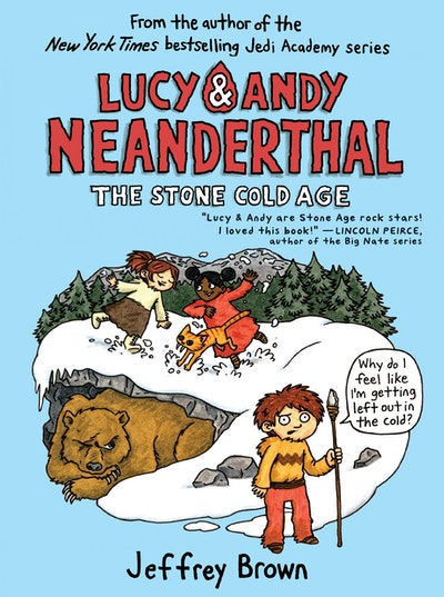 Lucy & Andy Neanderthal The Stone Cold Age