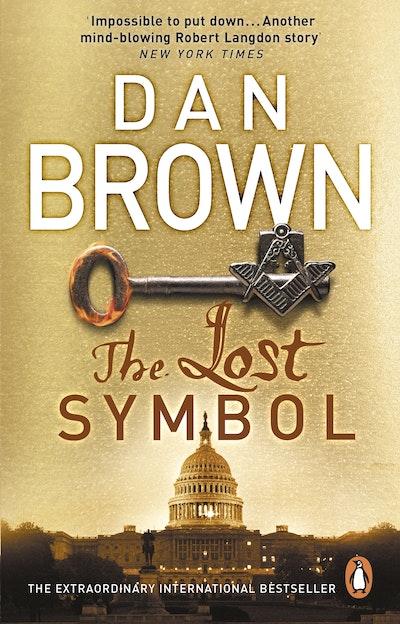 The Lost Symbol By Dan Brown Penguin Books Australia