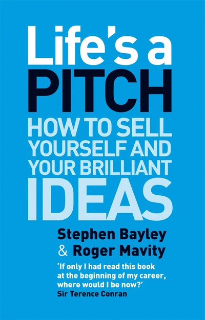 Lifes a pitch by stephen bayley penguin books australia hi res cover lifes a pitch solutioingenieria Image collections