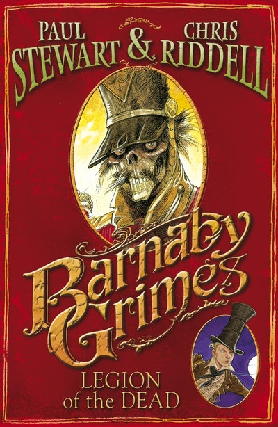 Barnaby Grimes: Legion of the Dead