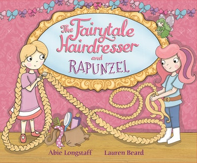 The Fairytale Hairdresser and Rapunzel