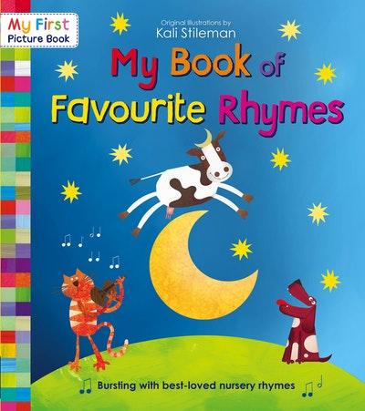 My Book Of Favourite Rhymes By Kali Stileman Penguin Books Australia