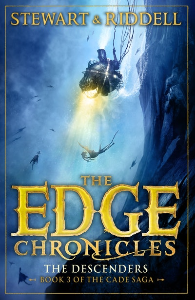 The Edge Chronicles 13: The Descenders