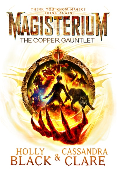 Magisterium: The Copper Gauntlet