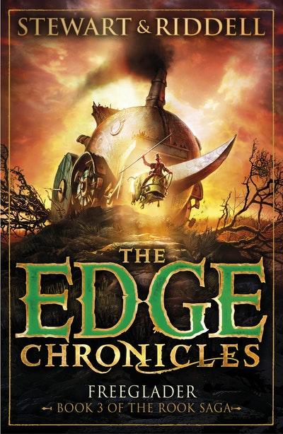 The Edge Chronicles 9: Freeglader