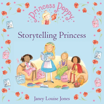 Princess Poppy: Storytelling Princess