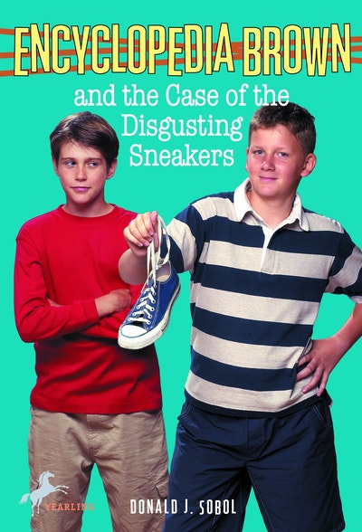 Encyclopedia Brown & The Case Of The Disgusting Sneakers