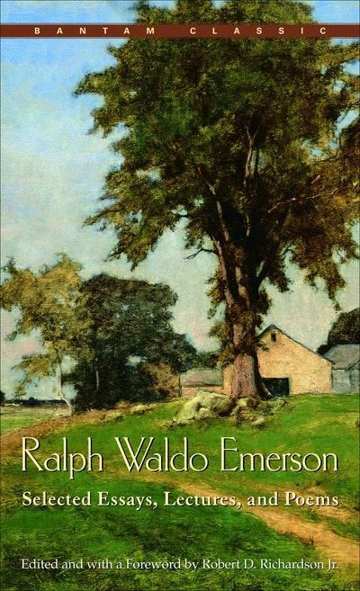 Ralph Waldo Emerson Sel'd Poem