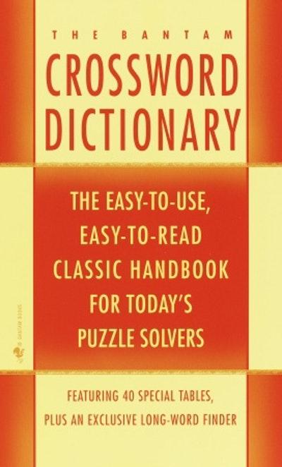 Bantam Crossword Dictionary