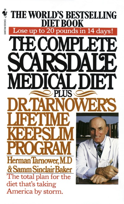 Complete Scarsdale Medical Diet