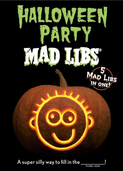 Halloween Party Mad Libs