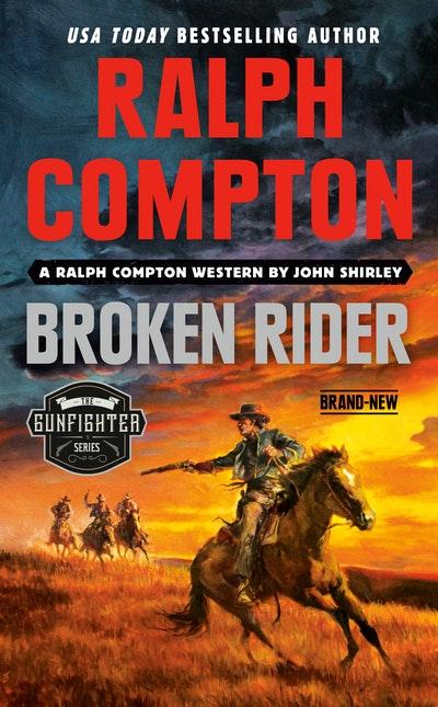 Ralph Compton Broken Rider