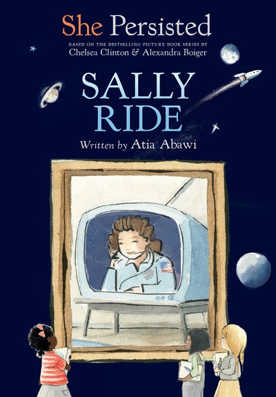 She Persisted Sally Ride