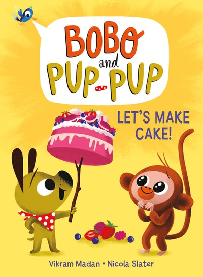 Let's Make Cake! (Bobo and Pup-Pup)
