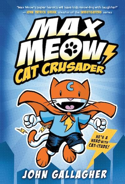 Max Meow Book 1
