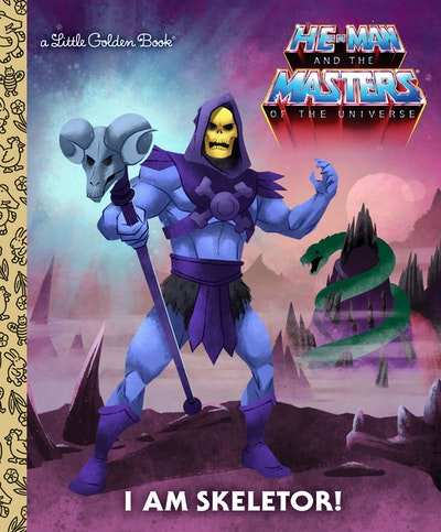 LGB I Am Skeletor! (He-Man)