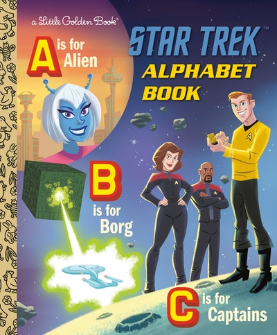LGB The Star Trek ABC Book (Star Trek)