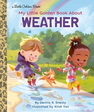 LGB My Little Golden Book About Weather