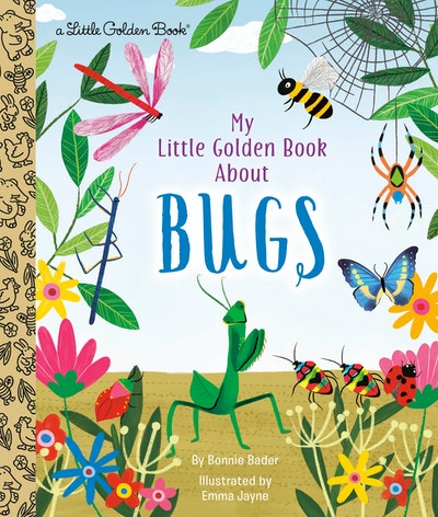 LGB My Little Golden Book About Bugs