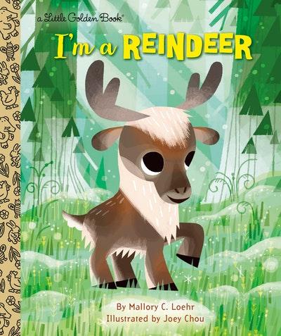 LGB I'm a Reindeer