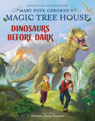 Magic Tree House Deluxe Edition