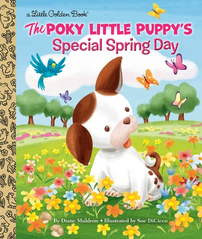 LGB The Poky Little Puppy's Special Spring Day