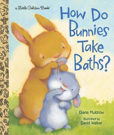 LGB How Do Bunnies Take Baths?