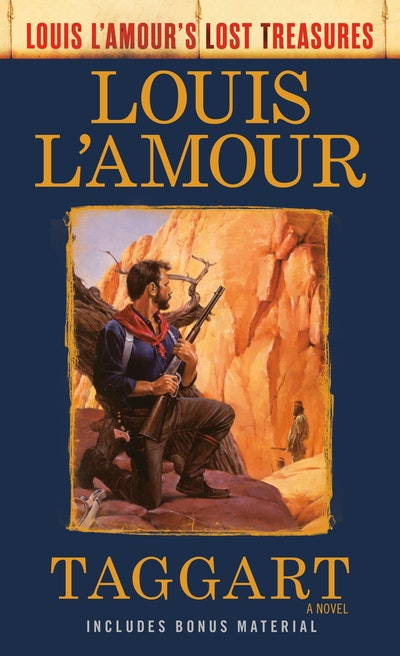 Taggart (Louis L'Amour's Lost Treasures)