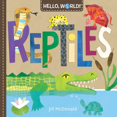Hello, World! Reptiles