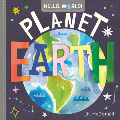Hello, World! Planet Earth